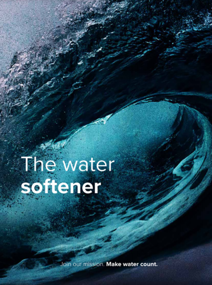 Thewatersoftener