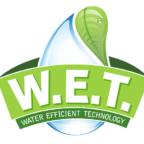 W.E.T. Logo